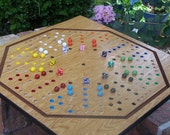 8 player Aggravation board game