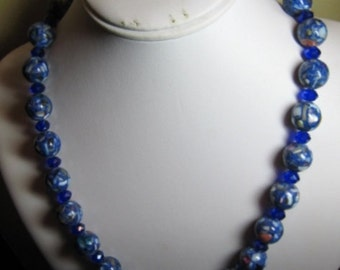 Mother Of Pearl Shell Necklace SRAJD