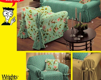 Recliner Slipcover Sewing Pattern Recliner By Patterns4you