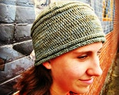 No Stopping Curiosity Hat Knitting Pattern Download