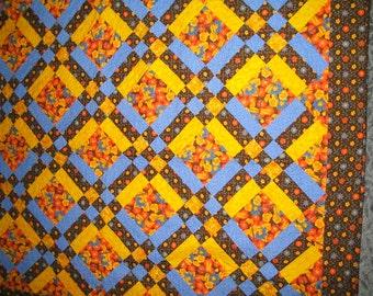 Criss-Cross quilt