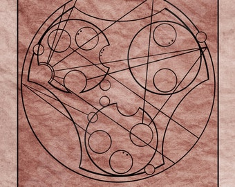 Captain Jack Harkness in Doctor Who's Gallifreyan
