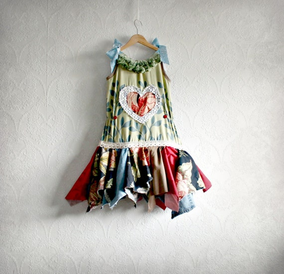 Girl S Boho Dress 5t Toddler Jumper Eco Friendly Clothing