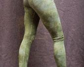Women's Leggings/ Stretchy Hemp and Organic Cotton