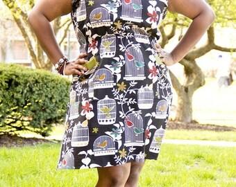 Birdcage Dress