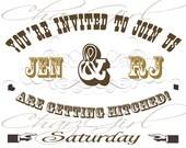 Custom Listing for Jen and RJ