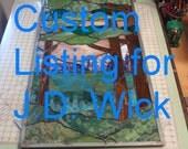 Custom Listing for J.D.Wick