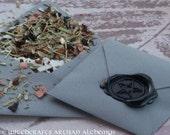 NEUTRALIZE NEGATIVITY Spirit of Magic™ Herb Loaded Envelope Spell by Witchcrafts Artisan Alchemy®