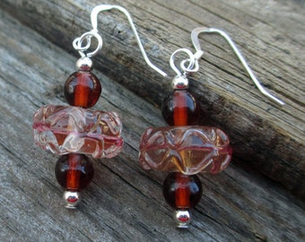 Warm Wave Earrings