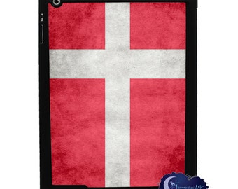 Flag of Denmark iPad Smart Case, Cover