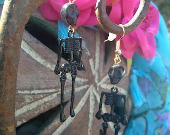 Earrings: Oaxaca Collection