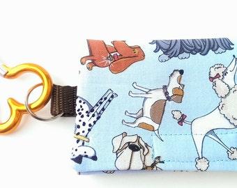 The Bag Buddy - Dog Mess Bag Pouch / Poop Bag Holder / Pet Leash Purse / Dog Waste Bag / Pet Mess / Pet Accessories / Poo Bag Dispenser