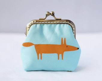 Mr fox little coin Purse