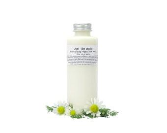 Vegan Dry Skin Face Wash (Moisturizing) - 4 oz / 118 mL