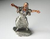 1991 Sacajawea Figurine. P.C Sedlow. Masterworks Fine Pewter.