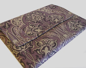 Laptop Sleeve, Tablet Case, Laptop Cover, Tablet Sleeve, Laptop Case, Tablet Cover, up to 13 Inch - Plum Duchess