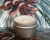 PINE N DANDY Soy Candles - Handmade Pine Candles - Homemade Pine Candles