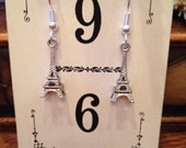 Eiffel Tower earrings custom order for honeysucklestation