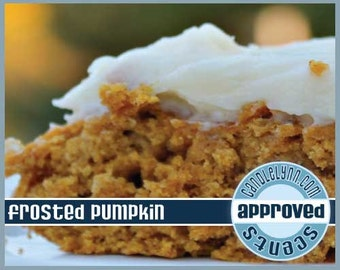 FROSTED PUMPKIN Clam Shell Package - Tarts - Break Apart Melts