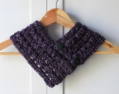 Jewel-toned Neckwarmer