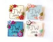 JW.org Pin
