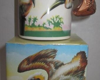 Pelican (3-D Handle) Mug   1990's - Item 4104
