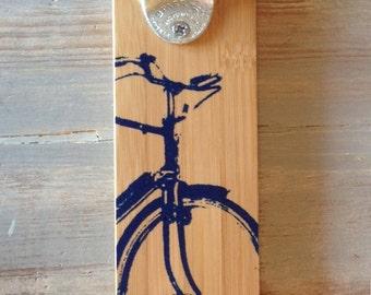 Bike Wall-mount Bottle Opener