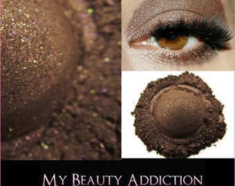 Brown Mineral Eyeshadow-Gaia-Twinkle FX