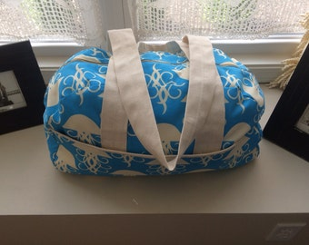 Jellyfish Overnight bag