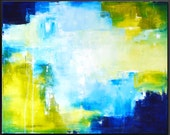 Intensity - 30 x 24 - Abstract Acrylic Painting - Contemporary Wall Art - Modern