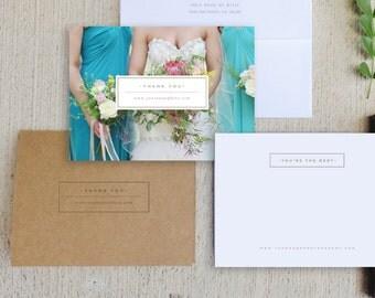 Photographer Thank You Card Templates - Wedding Planner Marketing Templates- Photographer Templates - PSD Templates