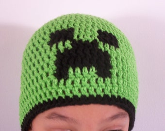 Popular items for minecraft hat on Etsy