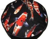 Pouffe Carp Fish Floor Cushion Bean Bag