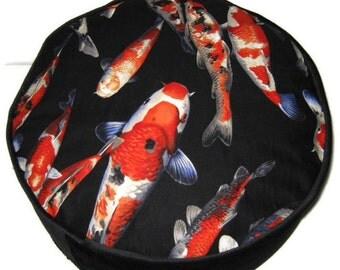 Pouffe Carp Fish Floor Cushion Bean Bag