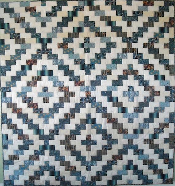 Charleston Pavement Patchwork Quilt PDF Pattern