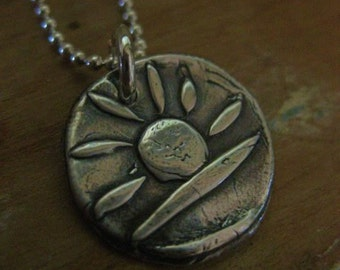A New Day Sunrise Pendant
