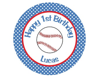 Baseball Iron On Transfer for Birthday Shirt - Baseball Theme Birthday Party Iron on Transfer - Birthday Outfit