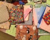 Scraps and stash for Brenda