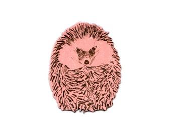 Hedgehog Junior Round Magnet