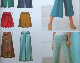 Pants Sewing Pattern UNCUT Simplicity 4237 Sizes 6-14