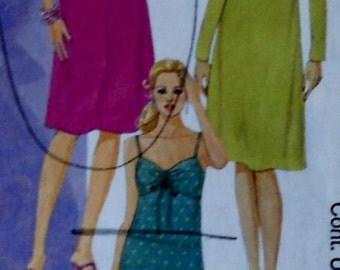 Dress Sewing Pattern UNCUT McCalls 3223 Sizes 12-18
