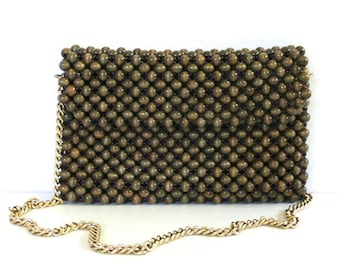Vintage Beaded Purse by Walborg // Made in Japan