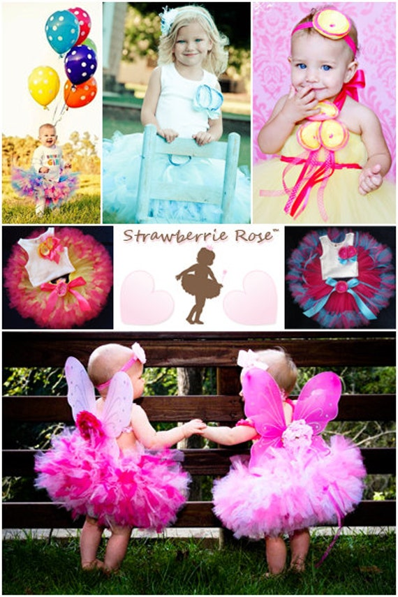 Baby Birthday Dress Tutu Baby Girls Birthday Tutu Dress