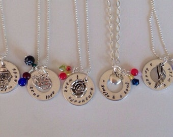 Pick 3 pack - any 3 disney necklaces