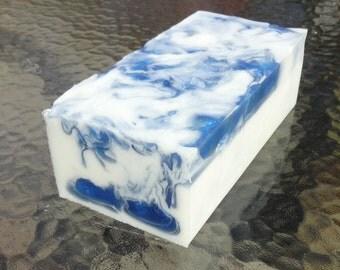 Cotton Denim Soap Loaf