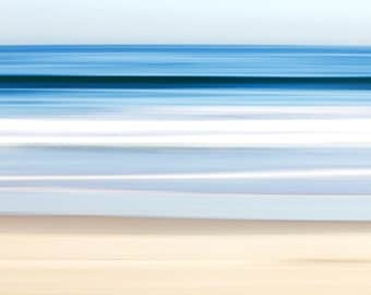 Beach Art, Ocean Photography, Abstract Photography, Limited edition Print, Fine Art Photography, Fine Art Print, Large Print