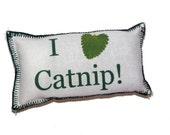 I <3 Catnip Toy