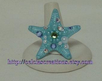 Mermaid Treasure Fantasea-Star Ring