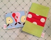 Apples and Pears Fold Wallet