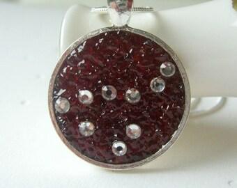 Capricorn Necklace, Caprcorn Constellation, January Birthstone, Zodiac Necklace, Astrology Necklace